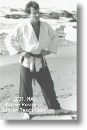 Photo of Wayne Roscherr, co-founder of RAT