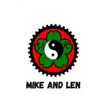 Mike and Len North Siu Lam Kung Fu