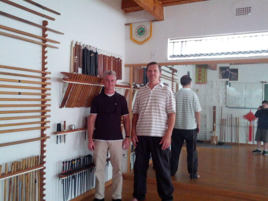 Andre Du Preez and Steven Yates
